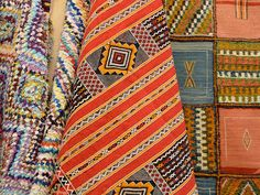 Morocco is famous for its gorgeous artisanal crafts, from Berber rugs to brilliant silk embroidery. Here's what you must bring home—and where to find it.
