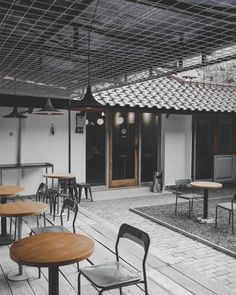 Cafe Interior, Patio, Tea, Coffee, Outdoor Decor, Home Decor, Kaffee, Decoration Home, Terrace