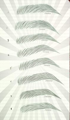 51 Ideas eye brown microblading faces for 2019 Eyebrows Sketch, Mircoblading Eyebrows, How To Draw Eyebrows, Drawing Eyebrows, Thicker Eyebrows, Blonde Eyebrows, Plucking Eyebrows, Eyebrow Makeup Tips, Permanent Makeup Eyebrows