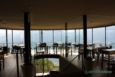 Panoramarestaurant im Miramonti Boutique Hotel