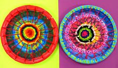 In the Art Room: Circle Loom Weaving with Second Grade | Cassie Stephens | Bloglovin'