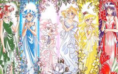 Pretty!! Wonder if they did the other 4 senshi too?