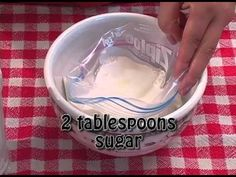 Love homemade ice cream but hate the fuss? This easy hack gives you DIY ice cream in just a matter of minutes. You'll be eating homemade ice cream all summer. Almond Ice Cream, Vanilla Ice Cream, Diy Ice Cream, Ice Cream Treats, Ice Cream Maker, Making Homemade Ice Cream, How To Make Homemade, Icecream In A Bag, Old Fashioned Ice Cream