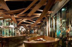 Ikibana (Barcelona) - Stendhal gastronómico: los 35 restaurantes más bellos del planeta (y de España)