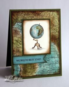 LW Designs: World Traveler Dad