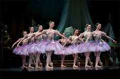 The Sleeping Beauty, the big hit of century czarist ballet, continues to be performed all over the globe. When Ben Stevenson created his lavish version for Houston Ballet in the company also had a hit. Ballerina Dancing, Ballet Dance, Sleeping Beauty Ballet, Beauty Base, Rehearsal Dress, Ballet Beautiful, Ballet Costumes, Dance Pictures, Beauty Photos