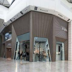 #分享Instagram# #zara #london #facade #retaildesign #retail #frontwindow #display #design #shopping #uk #boutique