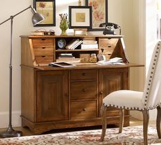 This writing desk would be perfect!