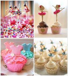 Muchas pequeñas aman todo lo relacionado con el ballet y hasta piden que su fiesta de cumpleaños sea de este tema.  Si es tu caso y no tiene...