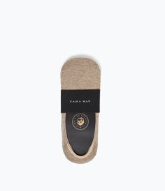 ZARA - COLLECTION AW15 - SHOE LINER SOCKS