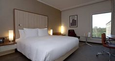 Hilton London Heathrow Airport Terminal 5 Hotel, Gb - Guest Room