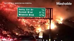 The combustible mix behind Southern Californias terrifying wildfires