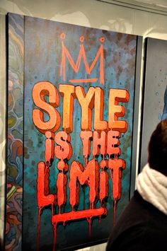 Style is the limit