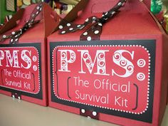 Perfect gift for young girls or grumpy pms-ers :)