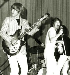 Brian Jones and Mick Jagger, The Rolling Stones