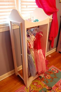 Dress-up Tower | Do It Yourself Home Projects from Ana White