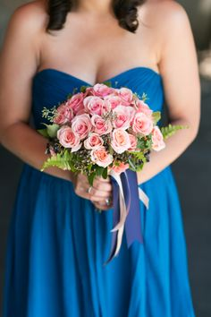 Bouquets by Blush and Bloom. Photography via Kevin Fung, http://www.fungke.com/