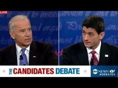 Good Times—Watch Vice President Joe Biden Wipe The Floor With Paul Ryan