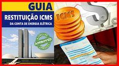 Cobrança Indevida Na Conta De Luz – Guia Restituição Do ICMS