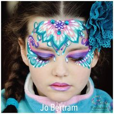 """Everything Face And Body Art (@sillyfarm) on Instagram: """"We were so honored to welcome Jo as an instructor this year. Her work is as beautiful as she is!…"""""""