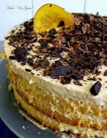 En Guete!!!: Torta Capucchino