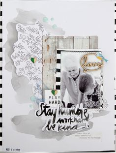 Layout by Jot Girl M