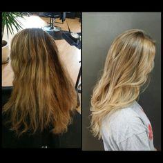 #balayage #hairpainting #uga #athensga #athens #athenshair #athenhairsalon #pageboyathens #pageboysalonathens #athensgeorgia