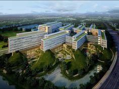 Shanghai Eastern Hepatobiliary Hospital | Healthcare, Other | Architect Magazine