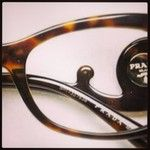 Αδυναμία  #prada #eyeglasses #glasses #γυαλιά #γυαλια #όραση #eyewear #style #fashion #omonoia #athens #neaerythraia #opticametaxas
