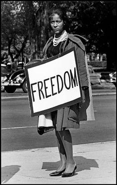 Civil rights movement, 1960s ... Magnum Photos