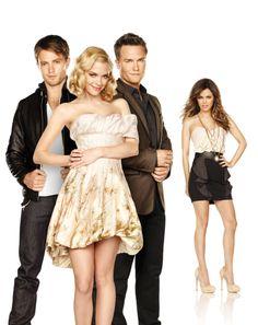 Wade, Lemon, George and Zoe