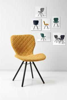 Dit is 'm dan: onze nieuwe, moderne vlinderstoel LUCCA! Je shopt deze comfortabele eyecatcher voor 49,- in maar liefst vier mooie kleuren. #stoel #vlinderstoel #kwantum #interieur #wonen #woonstijl #modern