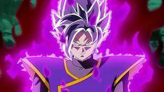 Fused Black Goku