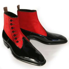 Otsuka M-5 button boots | Japan