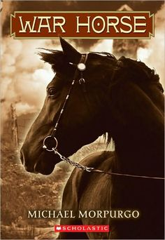 """""""War Horse"""" by Michael Morpurgo: I read this book two years ago, and while I am no fan of horse stories, I was drawn to the war aspect. But I found myself growing fond of the characters and, admittedly, I shed some tears in the process."""