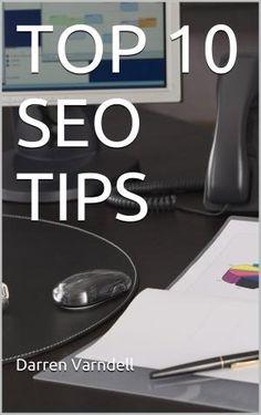 Top 10 #SEO Tips FREE eBook