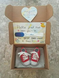 Its Positive Home Test Kit For Pregnancy Announcements