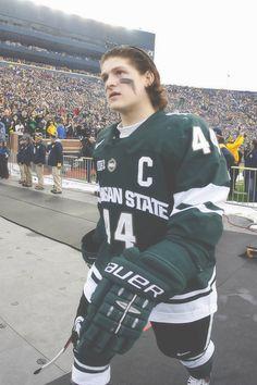 Torey Krug - Michigan State Spartans   Tumblr