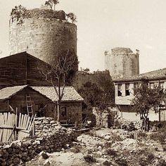 #yedikule #yedikulezindanları #yedikulefortress #seventowers #thecastleofseventowers #oldpic #oldistanbul #oldphoto #instapic #instaphoto #igersistanbul #igersturkey #photooftheday #goodoftheday #constantinople #istanbullife #istanbulcity #istanbuldayasam #istanbullove  (Yedikule, Istanbul, Turkey)