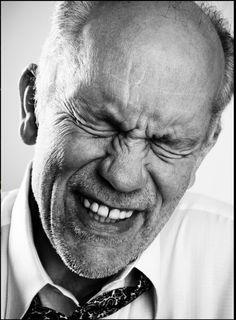 John Malkovich. Photo by Michael Muller.