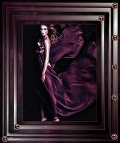 Purple is in - rich jewel tones for glamour are the thing to look for Purple Love, All Things Purple, Purple Rain, Shades Of Purple, Deep Purple, Plum Purple, Calvin Klein Fragrance, Mauve, Magenta