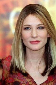 I am kind of obssessed with her since watching both Elizabeth movies this weekend...Cate Blanchett ♥ also hair inspiration