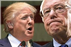 81:1. That's the ratio of TV airtime ABC World News Tonight has given to Donald Trump vs. Bernie Sanders this year