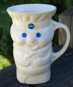 Pillsbury Doughboy Mug Advertising Premium by AlloftheAbove, $8.50