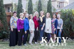 The Cinco Ranch Ladies Club Photo by Anetrius Wallace Katy Magazine #katytx #katymagazine #ladiesclub #cincoranch