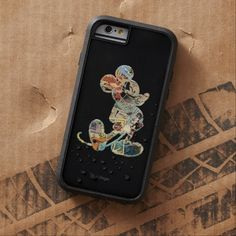 Comic Art Mickey Mouse Barely There iPhone 6 Case