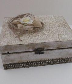 κουτί Decorative Boxes, Shabby, Home Decor, Decoration Home, Room Decor, Home Interior Design, Decorative Storage Boxes, Home Decoration, Interior Design