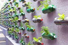 Plastik Kullanılarak Yapılmış Yaratıcı Tasarımlar