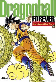 Dragon Ball Forever : Unboxing du data-book qui sort aujourd'hui