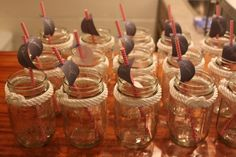 nautical bridal shower food | Our Pinteresting Family